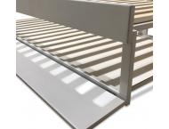 velká zásuvka pro druhou matraci (+484  Kč)