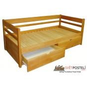 Rozkládací postele Monika - sety s matracemi